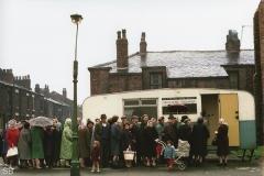 16 Hulme, Manchester 1965 © Shirley Baker cmyk300