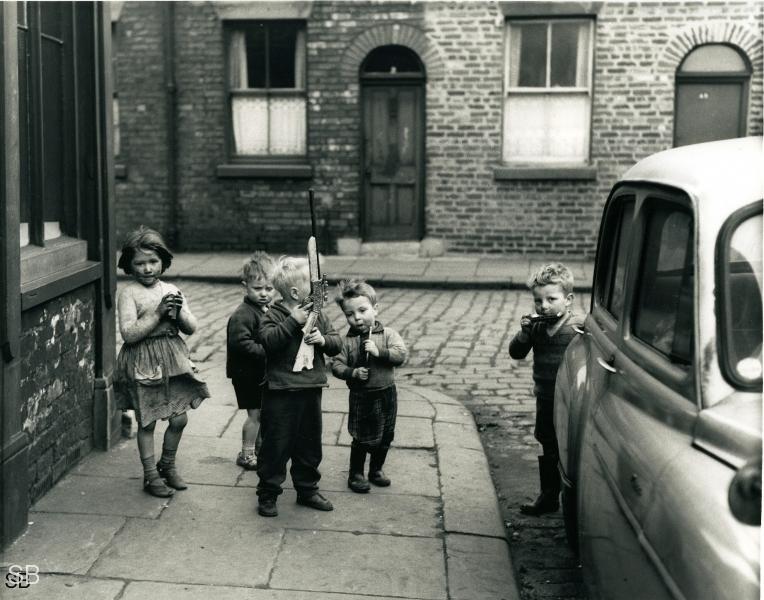 the street photographs