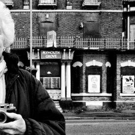 Shirley Baker - portrait