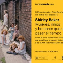 Shirley Baker invittation