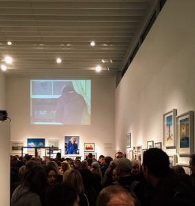 North exhibition launch