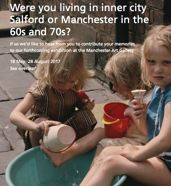 Shirley Baker Open Day on Saturday 11th March at Manchester Art Gallery – 11am – 4pm