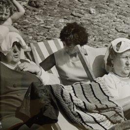 Shirley Baker beach photograph