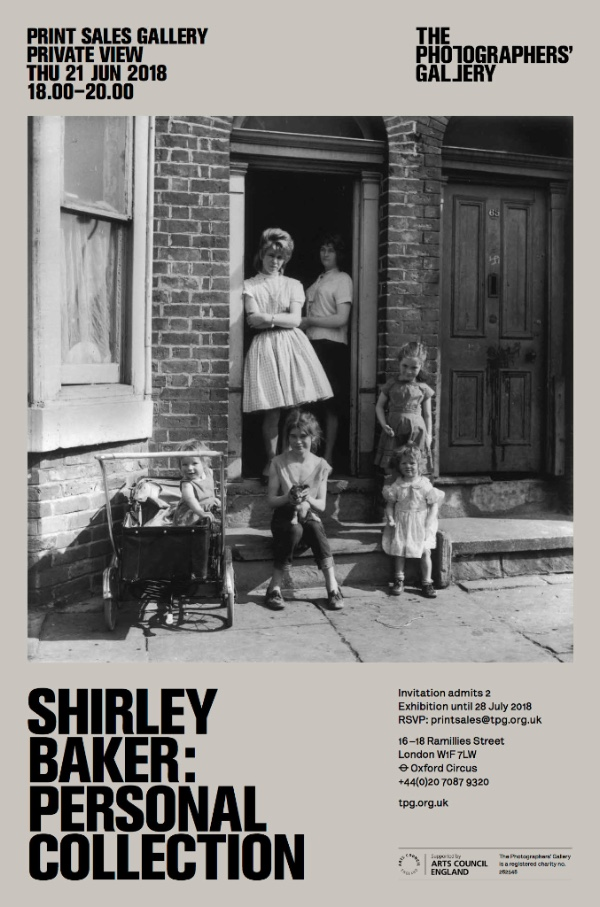 Shirley Baker Print Sales Exhibition