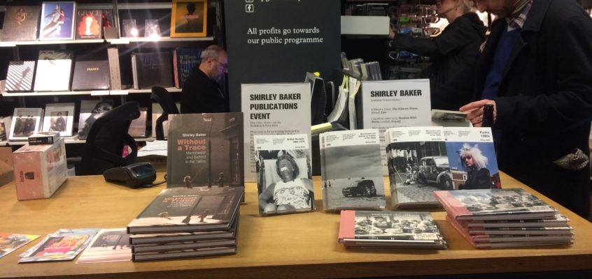 New books launch at The Photographers' Gallery
